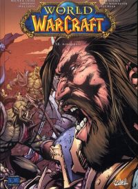World of Warcraft T12 : Armageddon (0), comics chez Soleil de Costa, Simonson, Simonson, Pop , Bowden, Washington, Renck