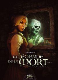 La légende de la mort T3, bd chez Soleil de Babonneau
