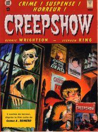 Creepshow, comics chez Soleil de King, Wrightson