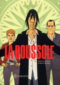 La boussole, bd chez Soleil de Lambour, Springer