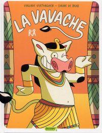 La vavache T5 : Râ ! (0), bd chez Dupuis de de Brab, Vertonghen, Stella