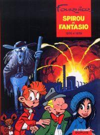 Spirou et Fantasio T11 : 1976-1979 (1), bd chez Dupuis de Fournier