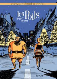 L'Extravagante comédie du quotidien T2 : Les poils (0), bd chez Dupuis de Mardon