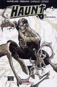 Haunt T1 : Frères ennemis (0), comics chez Delcourt de Kirkman, Capullo, Ottley, FCO Plascencia, McFarlane