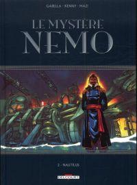 Le mystère Nemo T2 : Nautilus (0), bd chez Delcourt de Gabella, Kenny, Mazi