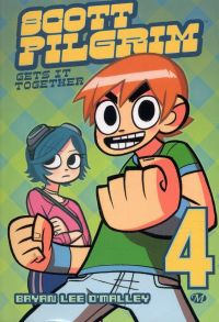 Scott Pilgrim T4 : Gets it together (0), comics chez Milady Graphics de O'Malley