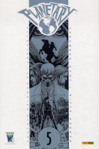 Planetary T5 : Le dernier mystère (0), comics chez Panini Comics de Ellis, Cassaday, Martin