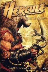 Hercule T2 : Les dagues de Koush (0), comics chez Milady Graphics de Moore, Silva, Silva, Bolson, Sirois, Firchow, Cramp, Langley