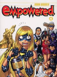 Empowered T4, comics chez Milady Graphics de Warren