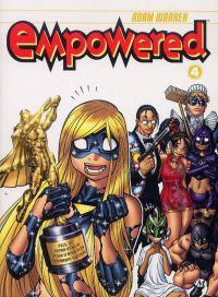 Empowered T4, comics chez Milady Graphics de Warren