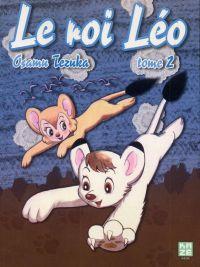 Le roi Léo T2, manga chez Kazé manga de Tezuka