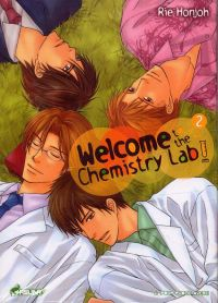 Welcome to the chemistry lab ! T2, manga chez Asuka de Honjoh