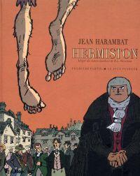 Hermiston, le juge pendeur T1 : Le juge pendeur (0), bd chez Futuropolis de Harambat, Merlet
