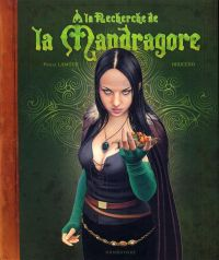 A la Recherche de la mandragore, bd chez Drugstore de Lamour, Brucero