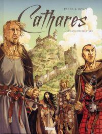 Cathares T1 : Le Sang des martyrs (0), bd chez Glénat de Falba, Bono, Fogolin
