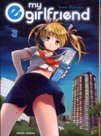My e-girlfriend T3, manga chez Soleil de Ohshima
