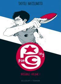 Ping Pong T1 : Edition prestige (0), manga chez Delcourt Tonkam de Matsumoto