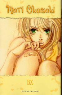 BX T1, manga chez Delcourt de Okazaki