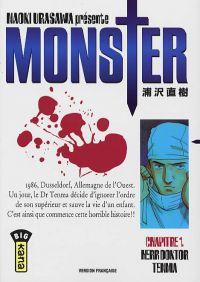 Monster T1 : Herr Doktor Tenma (0), manga chez Kana de Urasawa
