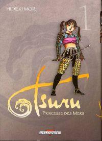 Tsuru, Princesse des mers T1, manga chez Delcourt de Mori