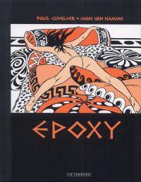 Epoxy, bd chez Le Lombard de Van Hamme, Cuvelier
