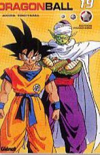Dragon Ball – Volume double, T19, manga chez Glénat de Toriyama