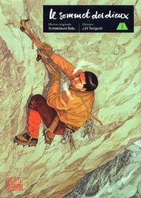 Le sommet des dieux T2, manga chez Kana de Baku, Taniguchi