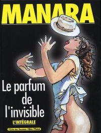 Le parfum de l'invisible : Intégrale, tomes 1 et 2 (1), bd chez Albin Michel de Manara