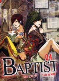 Baptist  T4, manga chez Ki-oon de Gyung-won yu, Sung-ho mun