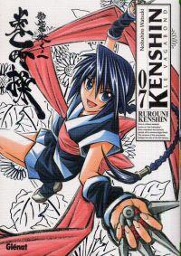 Kenshin le vagabond - ultimate edition T7, manga chez Glénat de Watsuki