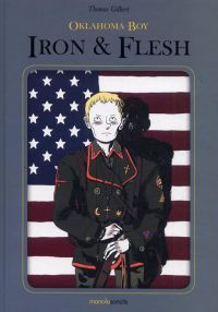 Oklahoma boy T2 : Iron and Flesh (0), bd chez Manolosanctis de Gilbert