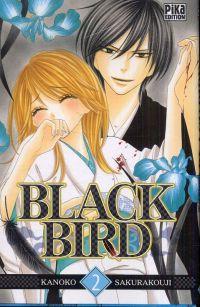 Black bird T2, manga chez Pika de Sakurakouji