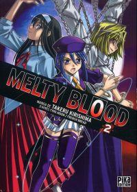 Melty blood T2, manga chez Pika de French bread, Type-moon, Kirishima