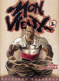 Mon vieux T2, manga chez Delcourt de Moriyama