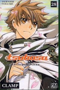 Tsubasa RESERVoir CHRoNiCLE – Première édition, T28, manga chez Pika de Clamp