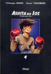 Ashita no Joe T4, manga chez Glénat de Takamori, Chiba