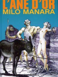 L'âne d'or, bd chez Les Humanoïdes Associés de Manara