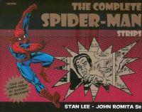 The Complete Spider-man strips T1, comics chez Panini Comics de Lee, Romita Sr