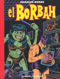 El Borbah : , comics chez Cornelius de Burns
