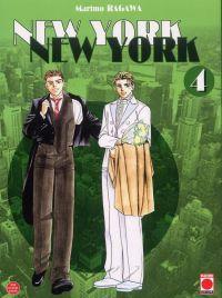 New York New York (Réédition) T4, manga chez Panini Comics de Ragawa