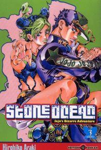 Jojo's Bizarre Adventure - Stone Ocean T3, manga chez Tonkam de Araki