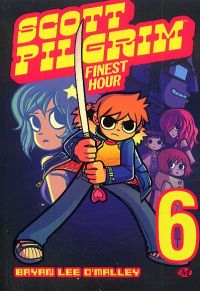Scott Pilgrim T6 : Finest hour (0), comics chez Milady Graphics de O'Malley