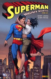 Superman - Origines secrètes T1, comics chez Panini Comics de Johns, Frank, Anderson