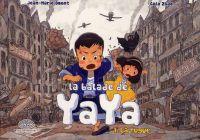 La Balade de Yaya  T1 : La fugue (0), manga chez Les Editions Fei de Omont, Zhao