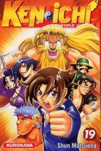 Ken-Ichi – Le disciple ultime 1, T19, manga chez Kurokawa de Matsuena