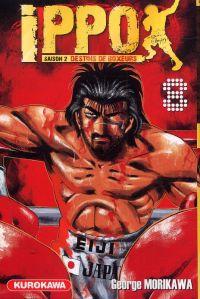 Ippo – Saison 2 - Destins de boxeurs, T8, manga chez Kurokawa de Morikawa
