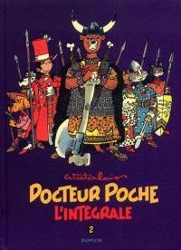 Docteur Poche T2 : Intégrale (1979-1983) (1), bd chez Dupuis de Wasterlain