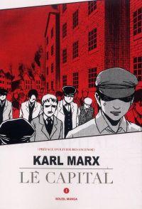 Le Capital T1, manga chez Soleil de Engels, Marx, Variety artworks studio