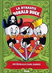 La Dynastie Donald Duck T3 : Des bobos ou des bonbons ? (0), comics chez Glénat de Barks
