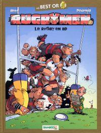 Les rugbymen : Le rugby en BD (0), bd chez Bamboo de Beka, Poupard, Cosson